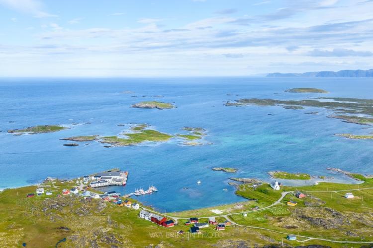 Ingøya med utsikt mot Havøysund_2 (1 of 1)
